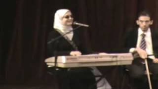حا نغني - نهى علاء الدين - سبعينية الشاعر سيد حجاب