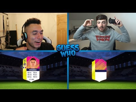THIS HAS TO STOP GUESS WHO FIFA vs Homelespenguin 🔥