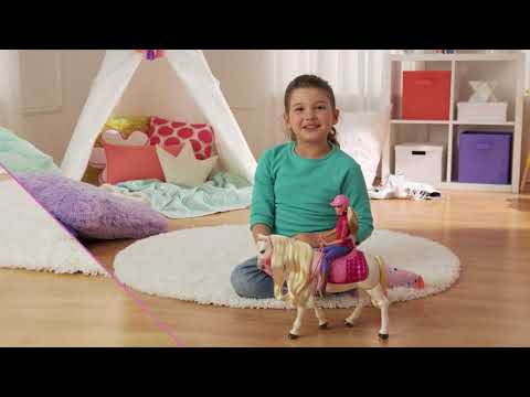Barbie Dreamhorse Doll And Horse | Toys R Us Canada