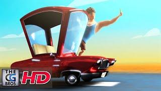 """CGI 3D Animated Short: """"G@d-Damn!""""  - by The GD Team"""
