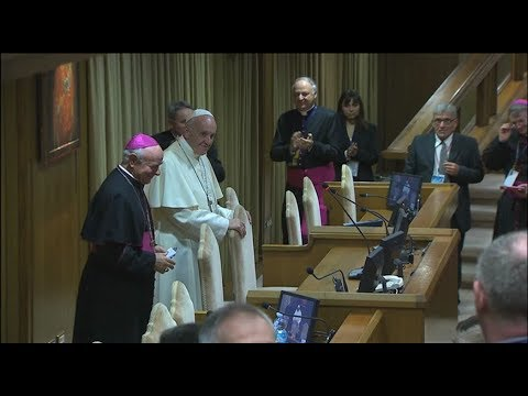Pope to Academy for Life: the Church must participate in the current cultural revolution