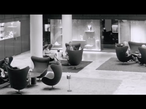 Republic of Fritz Hansen™ | Arne Jacobsen & SAS Royal Hotel