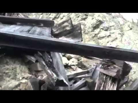 The Falkland mines