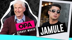 Opa schaut Musik - Jamule