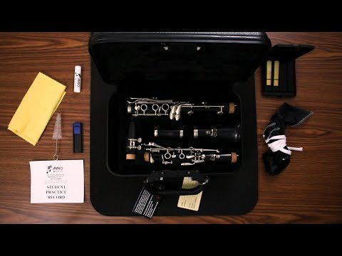 How to Clean a Clarinet