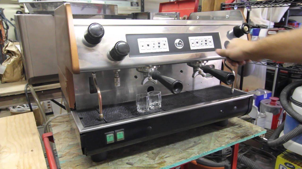 la pavoni espresso machine repair