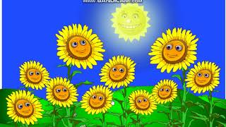 Nick Jr. Clickamajigs - Singing Sunflowers (1999 PC Game)