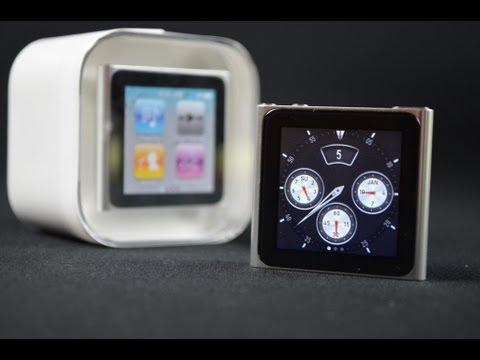 Apple IPod Nano 6G (2011) Update: Demo