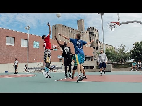 Bobbito Garcia's Full Court 21NYC Toronto Edition | On Point Basketball