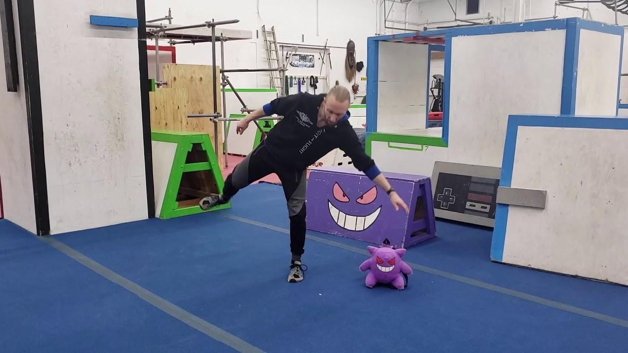 Quarantine Workout - Balance