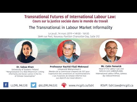 Transnational Futures of International Labour Law