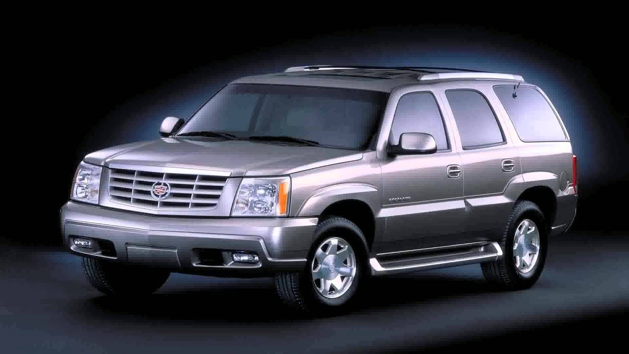 2002 cadillac escalade youtube. Black Bedroom Furniture Sets. Home Design Ideas