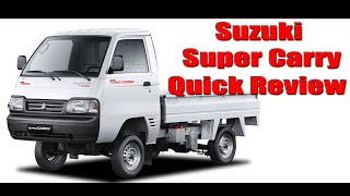 Suzuki Super Carry Quick Review