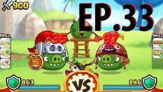 Angry Birds Fight! - PALADIN PIGGY - SS PIG - EP33
