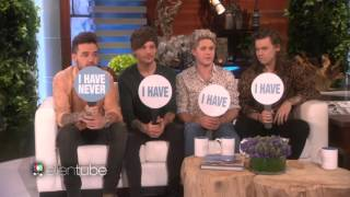 Never Have I Ever with One Direction (rus sub) (рус. суб)