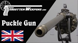 The Puckle Gun: Repeating Firepower in 1718
