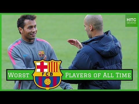 Seven WORST Barcelona Players of All Time