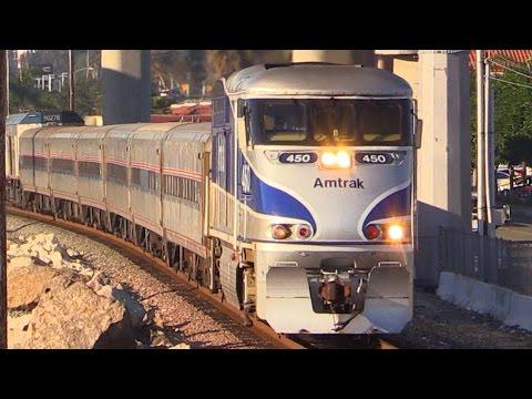 AMTRAK TRAINS Orange County, CA
