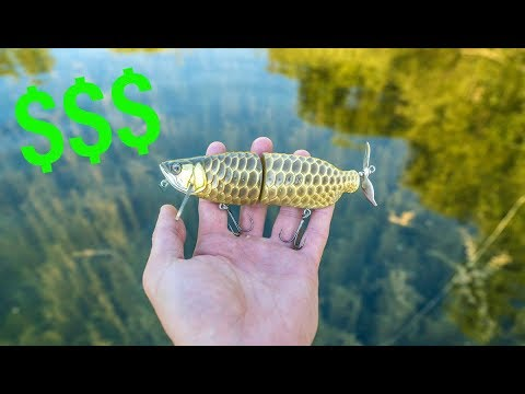 Is a $120 Lure WORTH The Money?