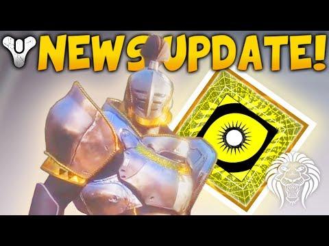 DESTINY 2 NEWS! The Iron Guard, New Glimmer Cap, Trials Ending, Veteran Rewards & Event Schedule