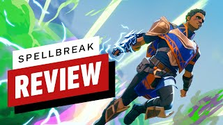 Spellbreak Review (Video Game Video Review)