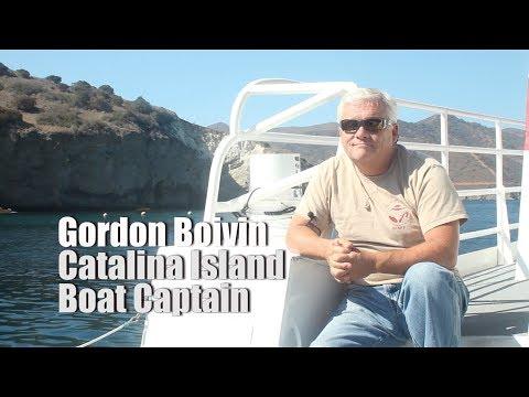 Gordon Boivin - Wrigley Institute Marine Operations Manager