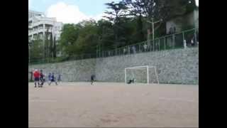 Реал — Днепр 1:2 (Чемпионат Ялты)