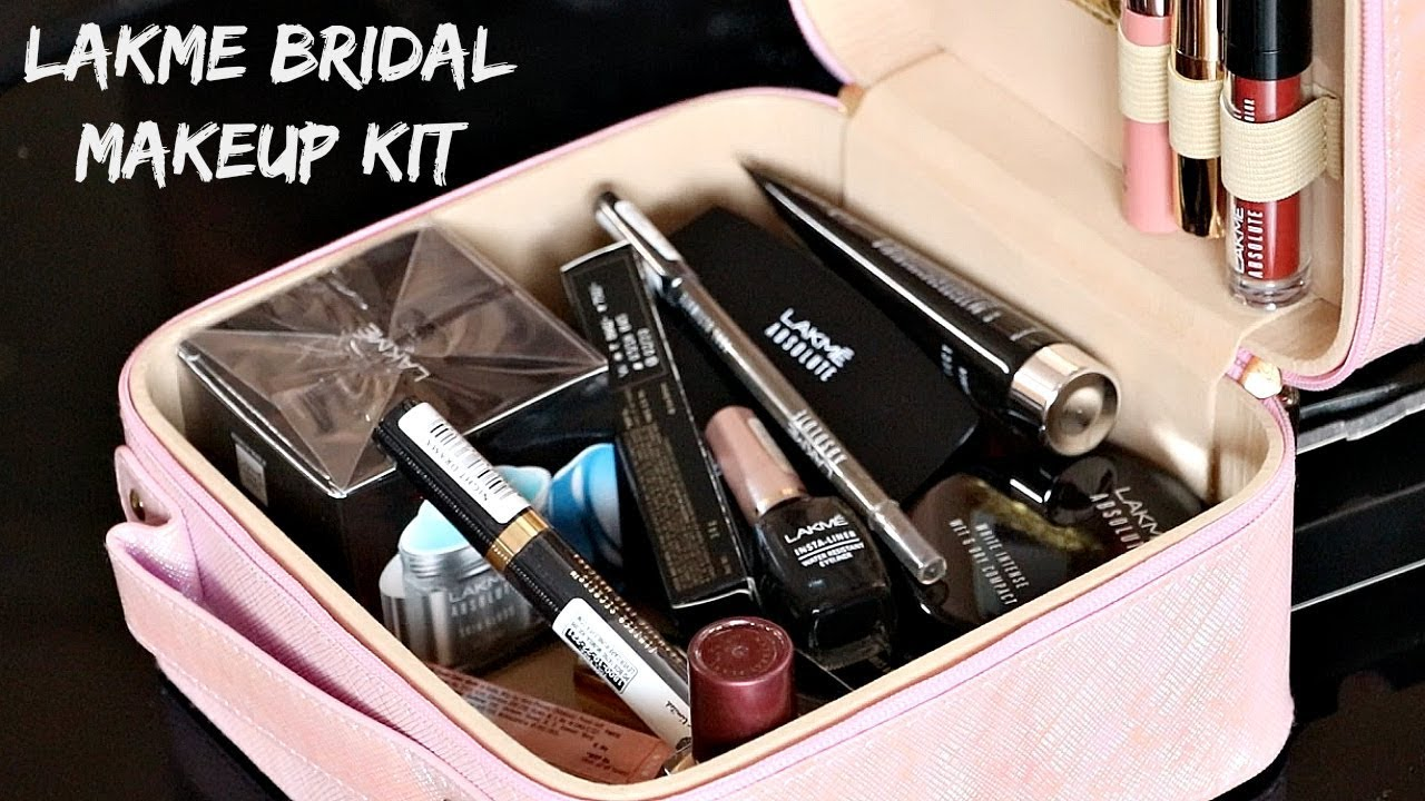 LAKME Bridal Makeup Kit with New & Affordable Makeup Products | Must Have | Wedding Series #1