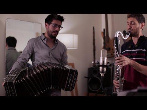 Bass Clarinet And Bandoneón -