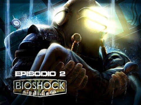 Bioshock Gameplay Español Capitulo  2 Pabellón Medico