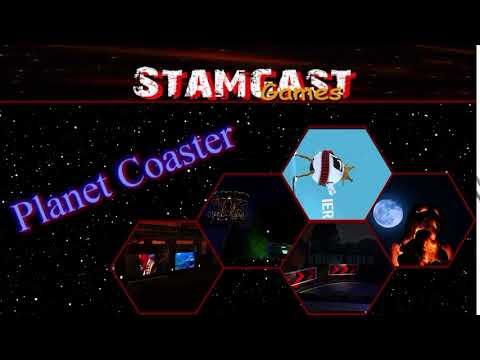 Planet Coaster intro