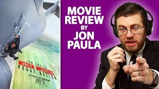 Mission: Impossible 5 - Rogue Nation -- Movie Review #JPMN
