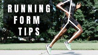 beginner running  tips | form and breathing tips for runners
