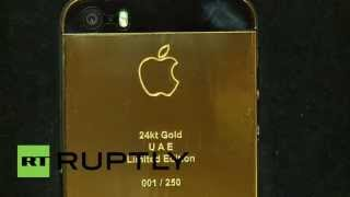 UAE: Is this the most expensive iPhone 5S in the world?