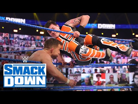 Rey Mysterio and Dominik Mysterio vs. Otis and Chad Gable: SmackDown, March 19, 2021