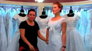 Wedding Dresses : How to Walk in a Wedding Dress