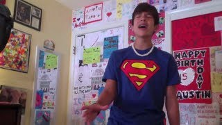 Just the way you are - Bruno Mars acapella cover by Austin Mahone
