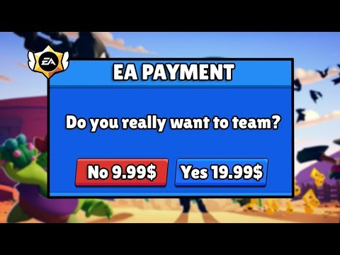 If Brawl Stars was made by EA
