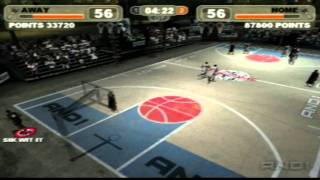 And1 Streetball game 1 part 2