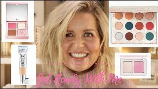 GRWM Featuring New + Old Makeup - IT Cosmetics/Colorpop/Natasha Denona