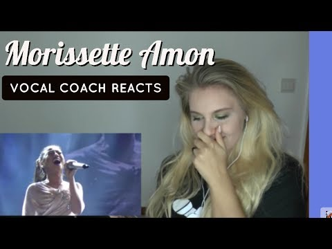 VOCAL COACH |ANALYSIS |Morissette - And I Am Telling You