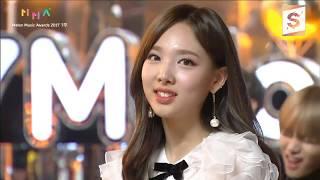 [95 LINE] When V imitating Nayeon