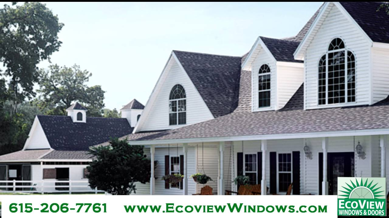 Ecoview Windows Doors Serving Nashville Middle Tennessee