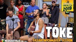 Tóke @DaSandwichmaker Session - Reggae Jam 2019