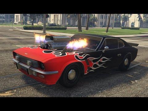 OYUNDAKİ EN HAVALI ARABA!! (GTA 5 Online DLC)