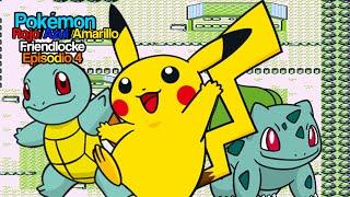 Pokémon Amarillo/Azul/Rojo Friendlocke - Episodio 4 - Un Monte En La Luna.