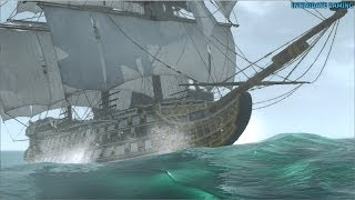 Repeat youtube video Assassins Creed 4 Black Flag - Devil Of The Carribean Achievement / Trophy (All Legendary Ships)