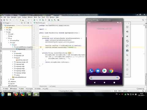 Add Large Number Separator In Android Studio