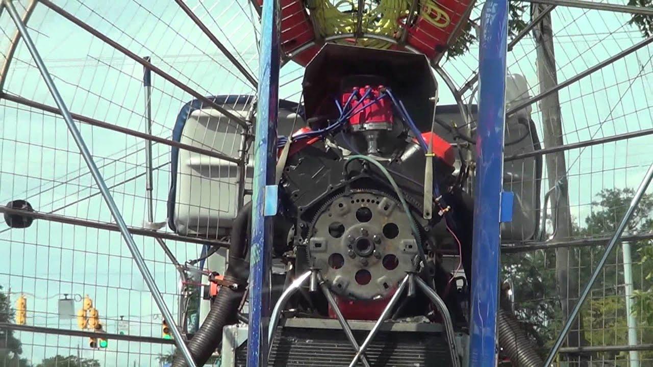 GM V8 Big Block engine on Airboat ?