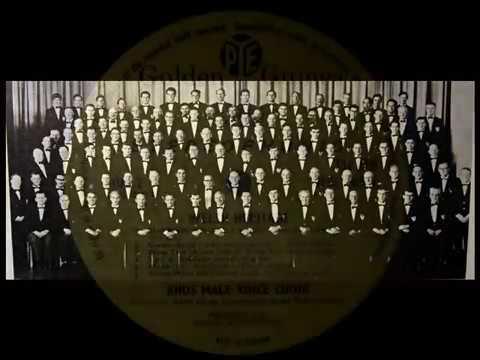 Schubert / The Rhos Male Voice Choir, 1966: 23rd Psalm - Trans. WS Gwynn Williams